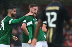 'I don't see why we can't go a step further' - Cork City set for Belgian battle