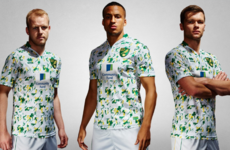 Norwich have just released one of the worst jerseys we've seen in a long time
