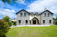 To the manor born? You will be with this gorgeous Kildare house