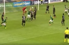 Here's the volley that sealed another famous European victory for Cork City