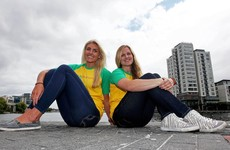 Meet Ireland's Olympic team: Andrea Brewster and Saskia Tidey