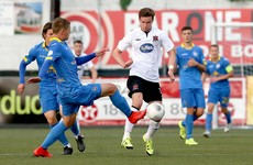 Both legs of Dundalk's crucial Champions League qualifier will be televised live