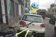 Gardaí warn people not to play Pokémon Go while driving