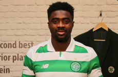 Kolo Toure officially joins Celtic from Liverpool