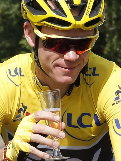 Chris Froome wins third Tour de France, Ireland's Dan Martin finishes in top 10