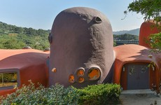 No one wants to buy this bizarre 'Flintstones' house in San Francisco