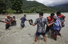Landslides and floods kill 33 in Nepal