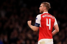 Arsenal in dire need of reinforcements as Mertesacker ruled out for 'a few months'