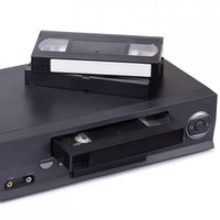 The last Video Cassette Recorder EVER is about to roll off the production line in Japan...