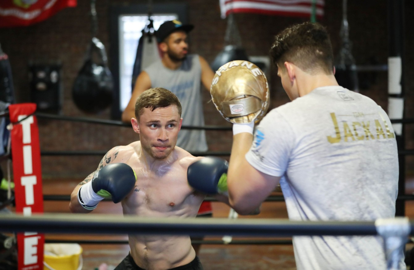 The Belfast boxer has won Irish amateur  Celtic  Commonwealth and world titles     but Saturday night is his biggest test to date