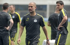 'They are not overweight' - Guardiola denies banning unfit players from Man City training