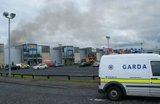 Firefighters battling blaze at Smyths toystore in Naas