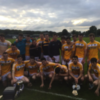 Antrim lift Ulster U21 crown and next up it's Waterford in All-Ireland semi-final