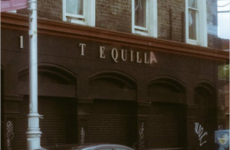 A bit of quality graffiti has turned this old Dublin bar into something completely different