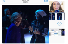 Cher accidentally tweeted her camera roll... It's The Dredge
