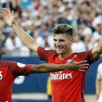 Zidane's son features as Real Madrid outclassed by PSG in Ohio