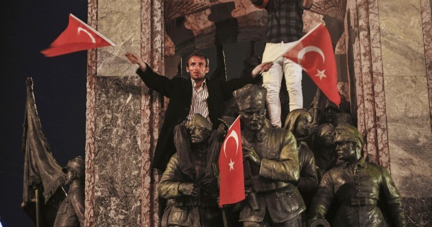 """Daily life is running quite normal"": Turkey's ambassador to Ireland launches charm offensive"