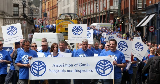 Factcheck: Is it illegal for gardaí to go on strike?
