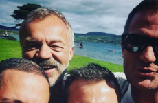 There's a table quiz in West Cork tonight and Graham Norton is the host... It's The Dredge