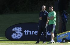 O'Neill gives strong indication that Robbie Keane's Ireland career is over