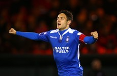 Limerick get the better of Shels as former Chelsea and Milan star watches on