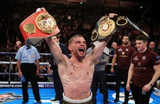 'I wanted a big name. I want to prove myself' - Frampton ready for date with destiny