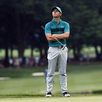 Rory McIlroy's inconsistent form continues as he misses cut at US PGA