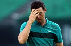 McIlroy labels putting 'pathetic' after missing cut at US PGA