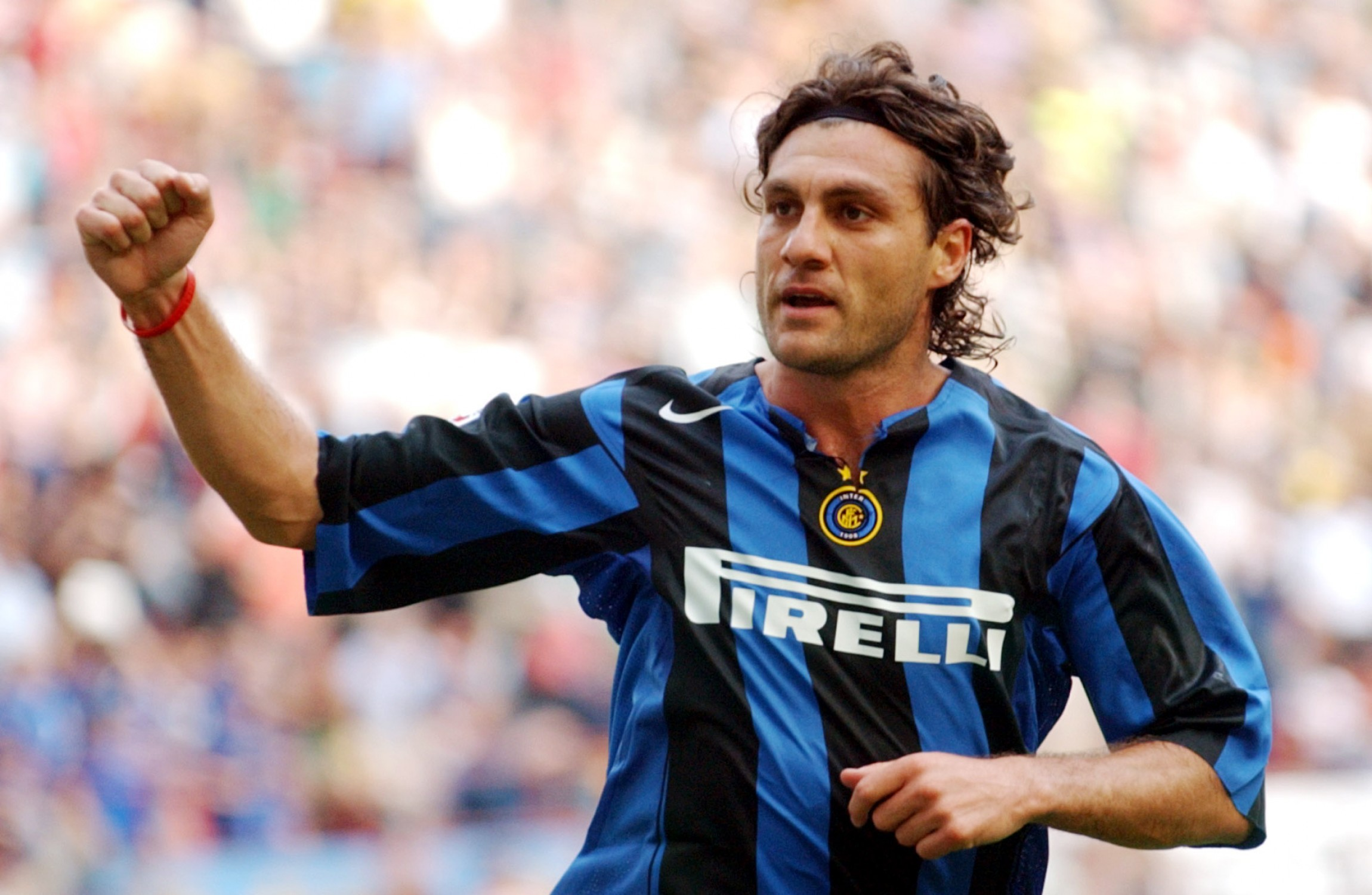 Legendary Italian striker Christian Vieri planning to make playing