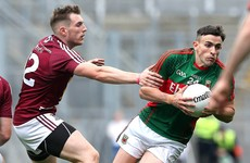 As it happened: Mayo v Westmeath, All-Ireland SFC Qualifiers, Round 4B