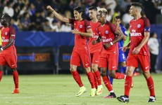 PSG sink Leicester in clash of Anglo-French champions