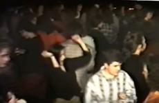 Footage from a Mayo nightclub in 1990 has emerged and it's brilliant