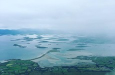 11 spectacular views you can only get on the way up Croagh Patrick