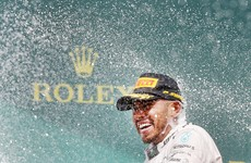 'What a race!' Lewis Hamilton wins to pull clear in championship