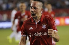 Bayern bosses losing patience with Ribery after star's scathing criticism of Guardiola