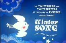 Tweeters hope for charity success with #TwitterXmasSingle