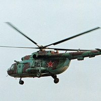 Russian military helicopter shot down over Syria