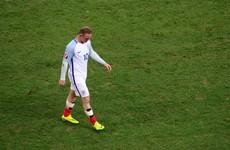 Rooney blames Hodgson's selection gamble for England Euro woe