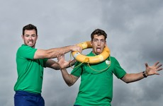 Meet Ireland's Olympic team: Ryan Seaton and Matt McGovern