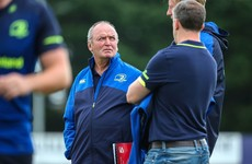 Leinster's Graham Henry: 'If you always say 'how can we score from here?' That's a good mentality'