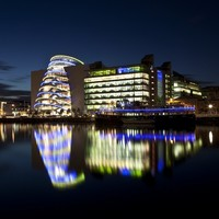 Dublin could overtake London as the most attractive financial centre in Europe