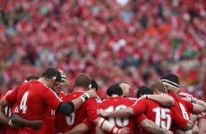Australia confirm details for the Lions' return Down Under in 2013