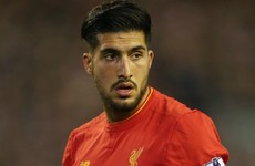 Can wants to be a Liverpool leader but admits he's a long way off Gerrard
