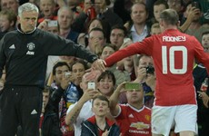 Rooney: Mourinho does not shout or throw things