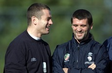 Roy Keane sent Shay Given 'touching' message after he announced his international retirement