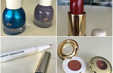 We tried H&M's swish new makeup range and here are our 3 picks