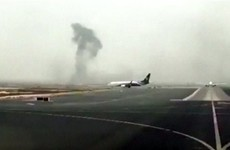 Emirates plane may have attempted go-around before crash