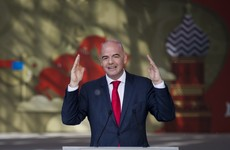 Fifa clears its president of ethics violations after probe into personal expenses
