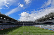 It's a sell out! No tickets left for tomorrow's Croke Park All-Ireland football showdowns