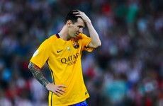 Lionel Messi snubbed for UEFA Best Player in Europe Award final nominations